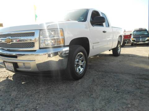 2012 Chevrolet Silverado 1500 for sale at Mountain Auto in Jackson CA