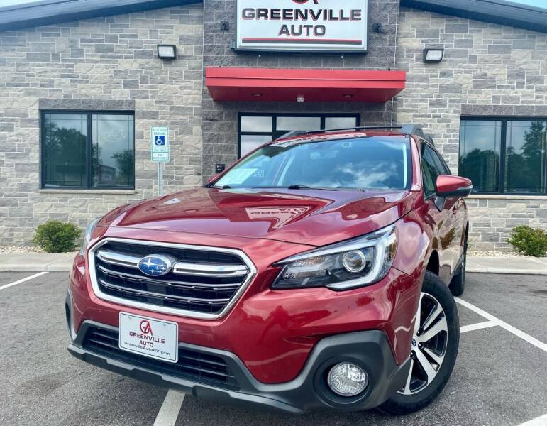 2018 Subaru Outback for sale at GREENVILLE AUTO in Greenville WI