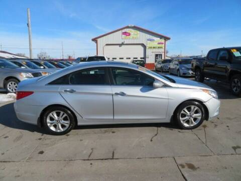 2013 Hyundai Sonata for sale at Jefferson St Motors in Waterloo IA