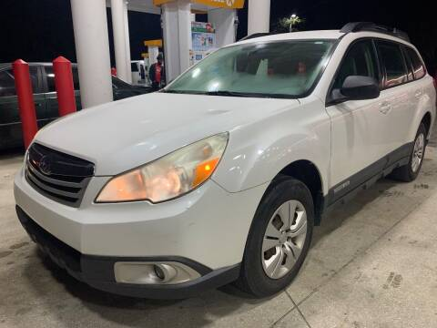 2010 Subaru Outback for sale at Next Autogas Auto Sales in Jacksonville FL