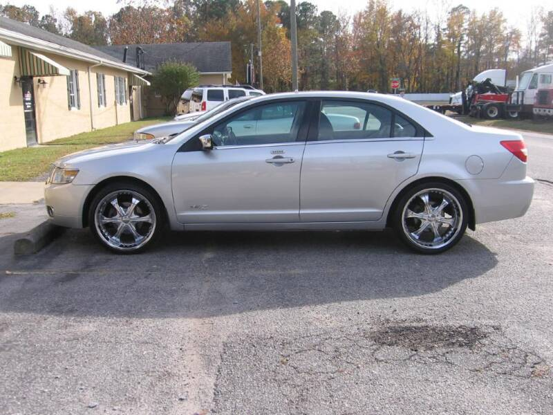 2009 Lincoln MKZ for sale at Ridetime Auto in Suffolk VA