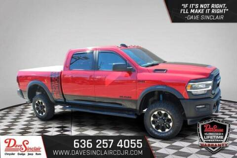 2019 RAM Ram Pickup 2500 for sale at Dave Sinclair Chrysler Dodge Jeep Ram in Pacific MO