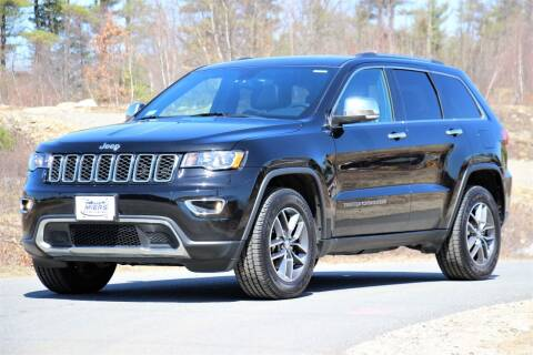 2017 Jeep Grand Cherokee for sale at Miers Motorsports in Hampstead NH