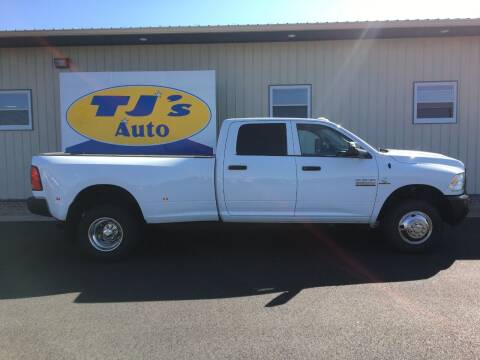 2018 RAM Ram Pickup 3500 for sale at TJ's Auto in Wisconsin Rapids WI