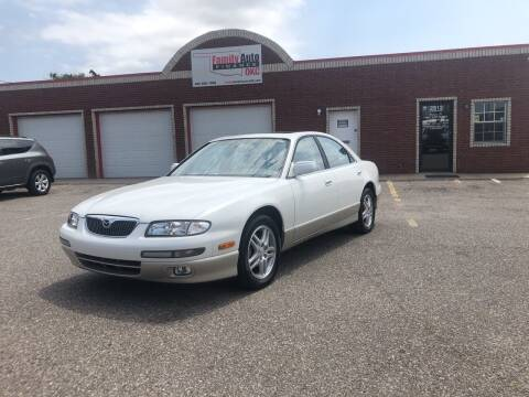 2000 Mazda Millenia for sale at Family Auto Finance OKC LLC in Oklahoma City OK