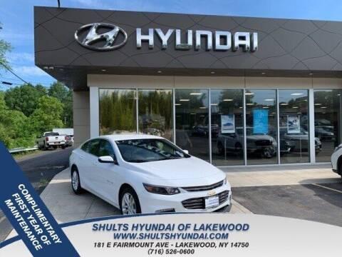 2018 Chevrolet Malibu for sale at Shults Hyundai in Lakewood NY