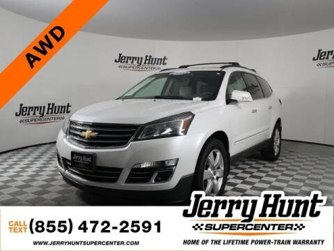2017 Chevrolet Traverse for sale at Jerry Hunt Supercenter in Lexington NC