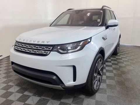 2018 Land Rover Discovery for sale at BMW of Schererville in Schererville IN