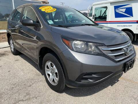 2013 Honda CR-V for sale at Jose's Auto Sales Inc in Gurnee IL