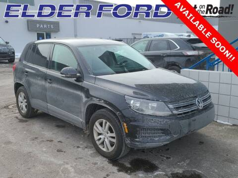 2013 Volkswagen Tiguan for sale at Mr Intellectual Cars in Troy MI