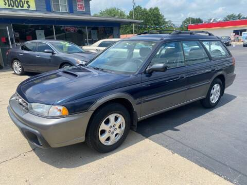 1999 Subaru Legacy for sale at Wise Investments Auto Sales in Sellersburg IN