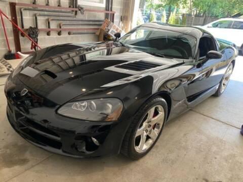 2006 Dodge Viper for sale at Classic Car Deals in Cadillac MI