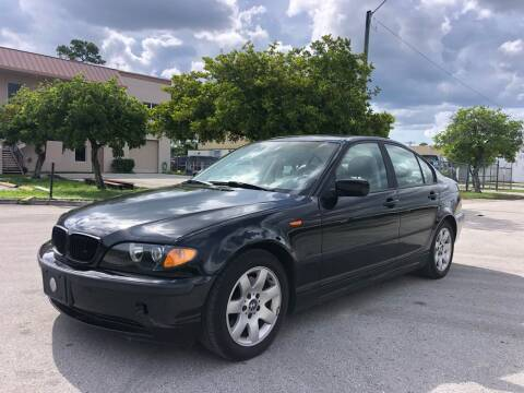 2005 BMW 3 Series for sale at Florida Cool Cars in Fort Lauderdale FL