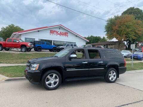 2014 Chevrolet Suburban for sale at Efkamp Auto Sales LLC in Des Moines IA