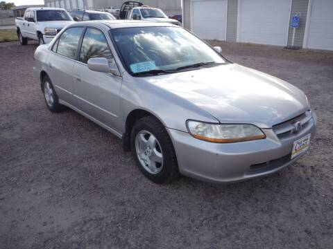 1999 Honda Accord for sale at Car Corner in Sioux Falls SD