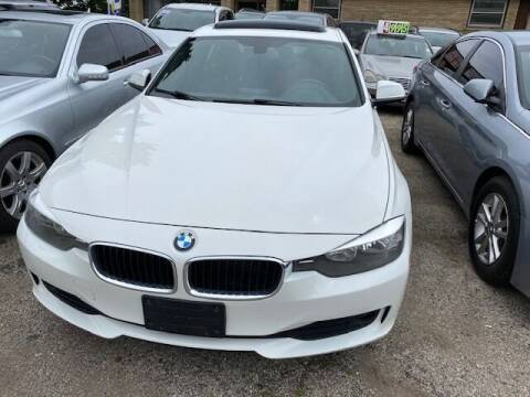 2014 BMW 3 Series for sale at NORTH CHICAGO MOTORS INC in North Chicago IL