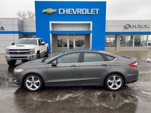 2016 Ford Fusion for sale at Finley Motors in Finley ND