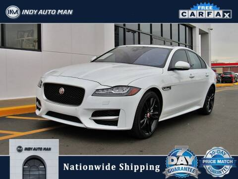 2016 Jaguar XF for sale at INDY AUTO MAN in Indianapolis IN
