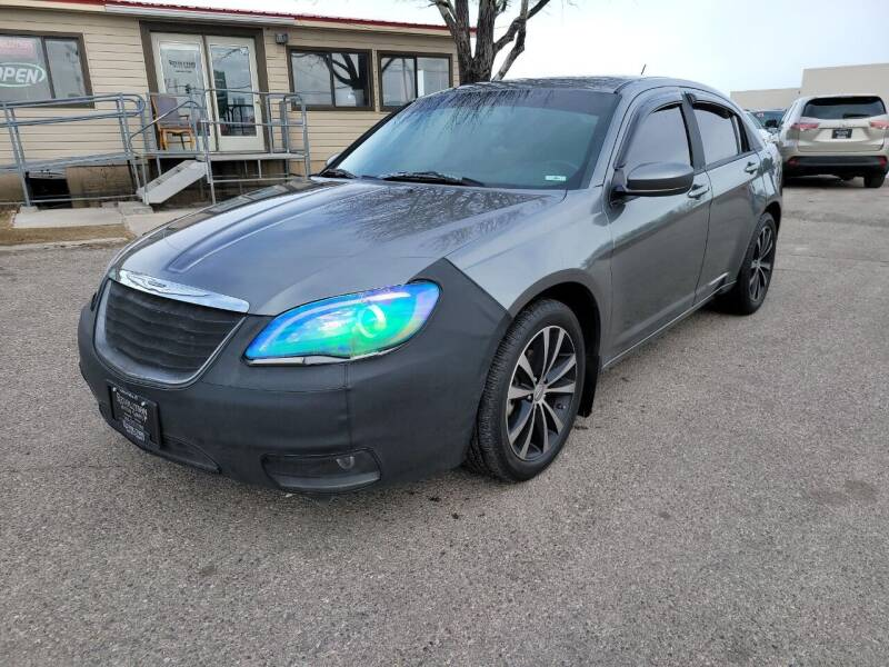 2013 Chrysler 200 for sale at Revolution Auto Group in Idaho Falls ID