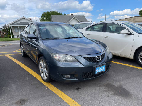 2008 Mazda MAZDA3 for sale at Ideal Cars in Hamilton OH