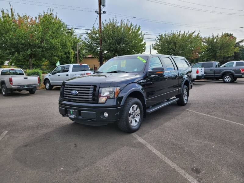 2011 Ford F-150 for sale at Brookwood Auto Group in Forest Grove OR