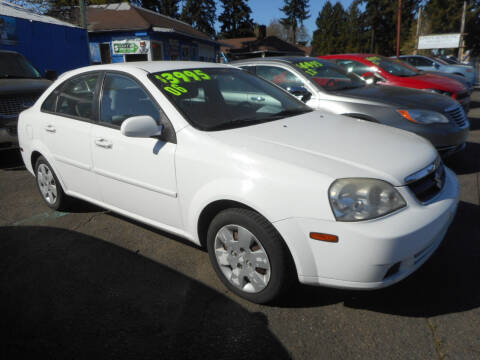 2006 Suzuki Forenza for sale at Lino's Autos Inc in Vancouver WA