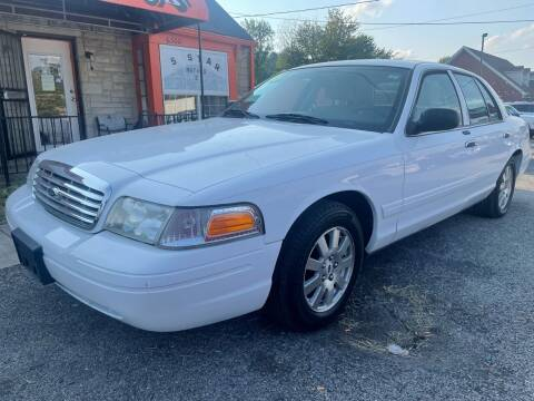 2006 Ford Crown Victoria for sale at 5 STAR MOTORS 1 & 2 in Louisville KY