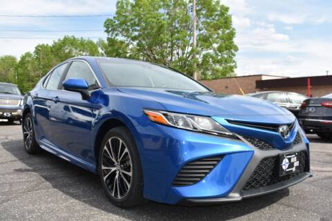 2018 Toyota Camry for sale at Atlas Auto in Grand Forks ND