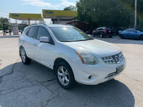 2011 Nissan Rogue for sale at Trust Petroleum in Rockland MA
