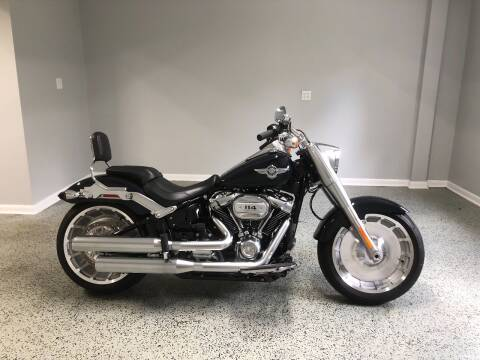 2020 Harley-Davidson Fatboy  for sale at Rucker Auto & Cycle Sales in Enterprise AL