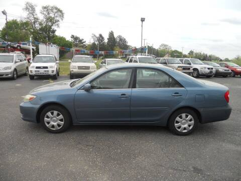 2004 Toyota Camry for sale at All Cars and Trucks in Buena NJ