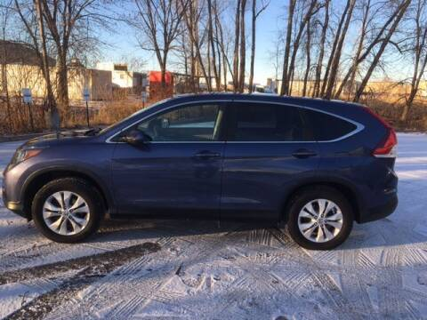 2014 Honda CR-V for sale at AM Auto Sales in Forest Lake MN