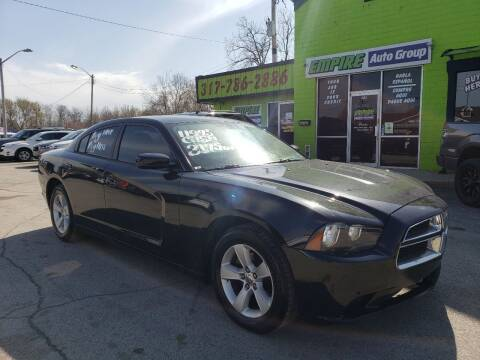 2011 Dodge Charger for sale at Empire Auto Group in Indianapolis IN