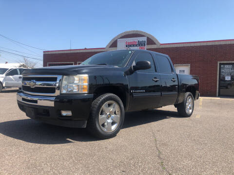 2009 Chevrolet Silverado 1500 for sale at Family Auto Finance OKC LLC in Oklahoma City OK