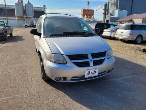 2007 Dodge Grand Caravan for sale at J & S Auto Sales in Thompson ND