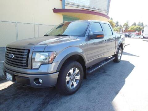 2011 Ford F-150 for sale at Top Notch Auto Sales in San Jose CA