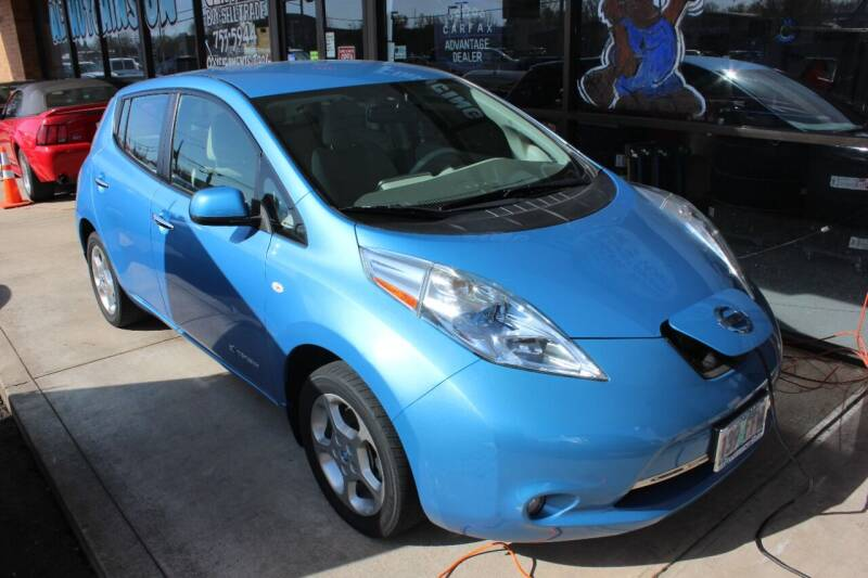 2011 Nissan LEAF for sale at Al Hutchinson Auto Center in Corvallis OR