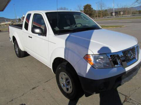 2010 Nissan Frontier for sale at tazewellauto.com in Tazewell TN