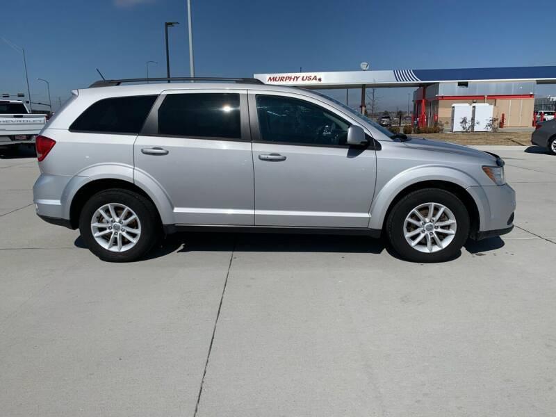 2013 Dodge Journey for sale at Sportline Auto Center in Columbus NE