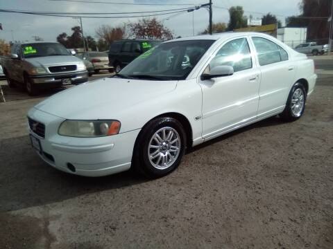 2005 Volvo S60 for sale at Larry's Auto Sales Inc. in Fresno CA