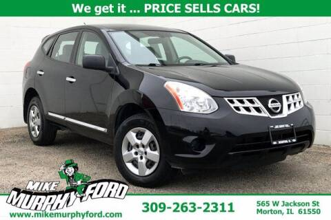 2013 Nissan Rogue for sale at Mike Murphy Ford in Morton IL