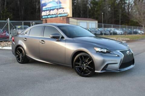 2014 Lexus IS 250 for sale at Skyline Motors in Louisville TN