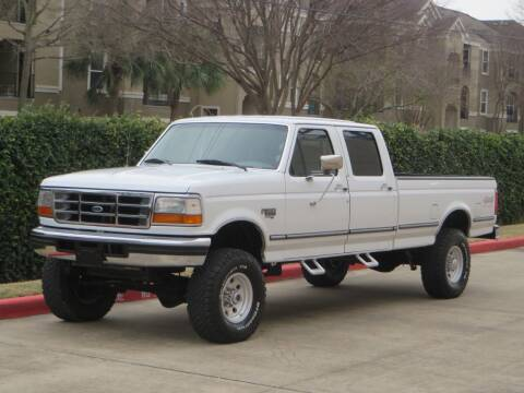 1995 Ford F-350 for sale at RBP Automotive Inc. in Houston TX