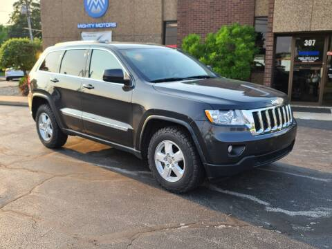 2011 Jeep Grand Cherokee for sale at Mighty Motors in Adrian MI