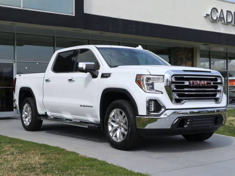 2021 GMC Sierra 1500 for sale at RUSTY WALLACE CADILLAC GMC KIA in Morristown TN