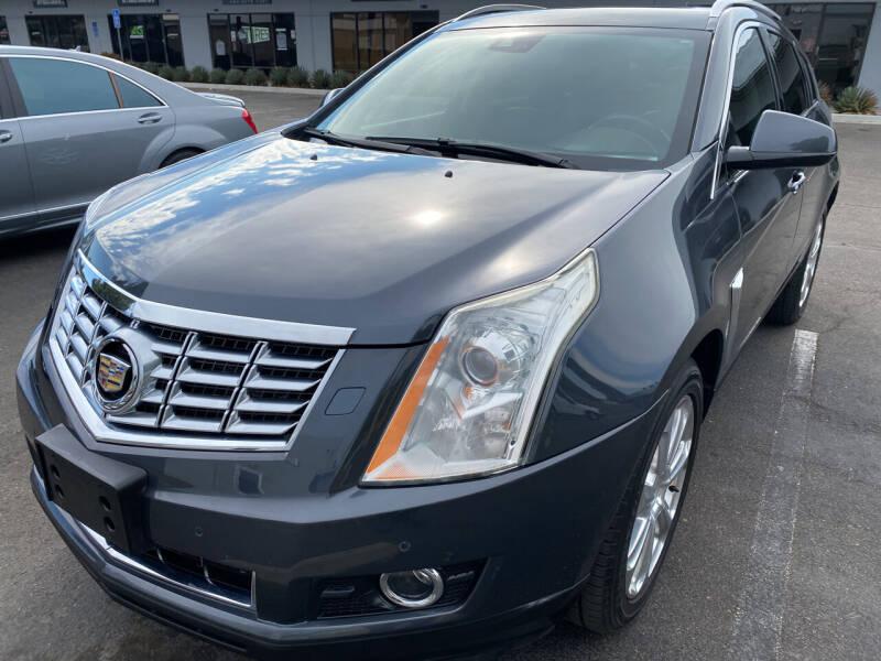 2013 Cadillac SRX for sale at Cars4U in Escondido CA