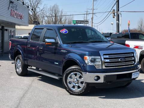 2013 Ford F-150 for sale at Jarboe Motors in Westminster MD