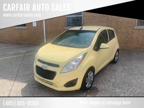 2014 Chevrolet Spark for sale at Auto Start in Oklahoma City OK