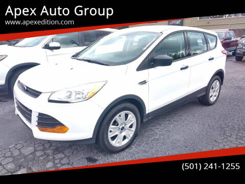 2016 Ford Escape for sale at Apex Auto Group in Cabot AR