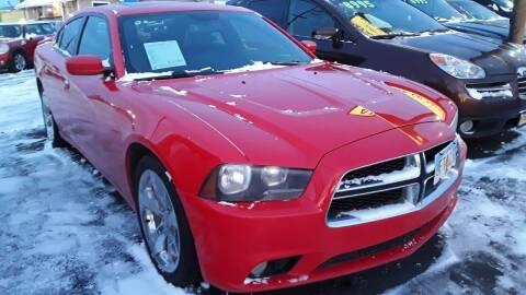 2013 Dodge Charger for sale at ALASKA PROFESSIONAL AUTO in Anchorage AK